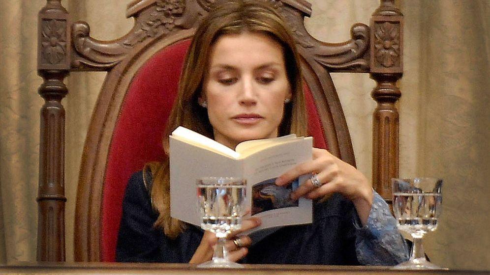 Foto: La reina Letizia, en una imagen de archivo. (Getty)