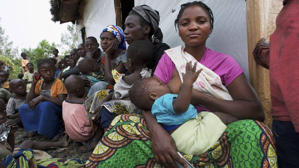 Madres lo quieran o no: miseria y seis hijos por mujer en Congo