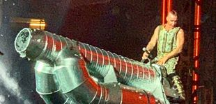 Post de Arde Barcelona bajo el fuego de Rammstein