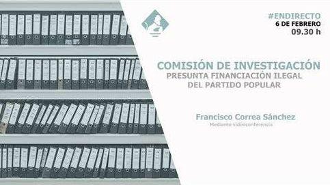 Comisión de investigación relativa a la presunta financiación ilegal del Partido Popular