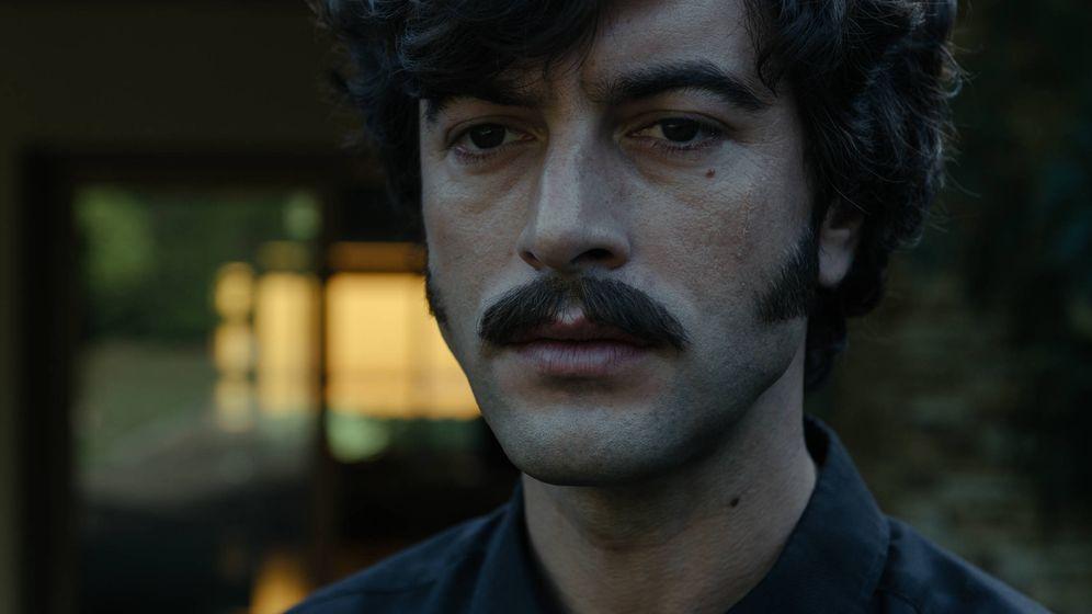 Foto: Sito Miñanco, en una imagen del final de 'Fariña'. (Antena 3)
