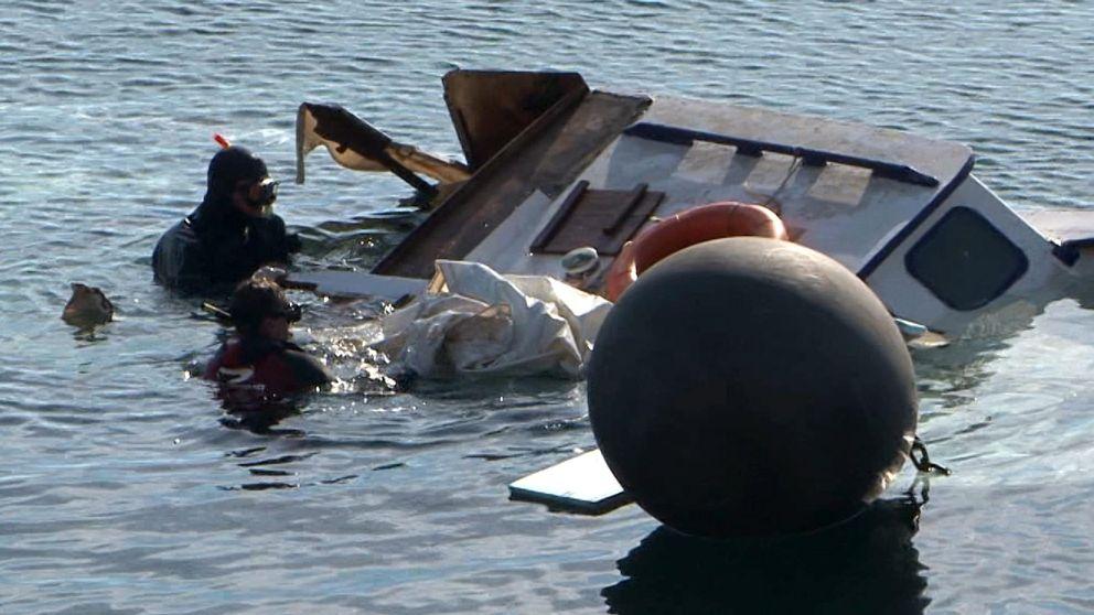 Naufragio en aguas de Libia: se hunde un barco con 590 migrantes