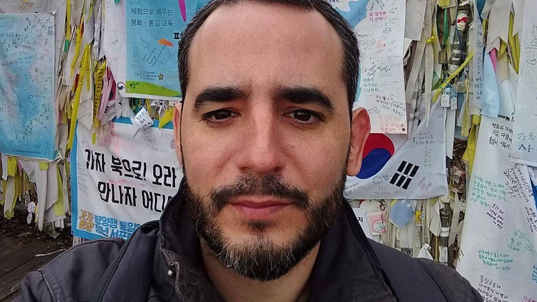 El dramaturgo Antonio Rojano.
