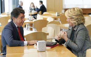 Ninguna empresa se interesa en la cafetería de la Asamblea de Madrid