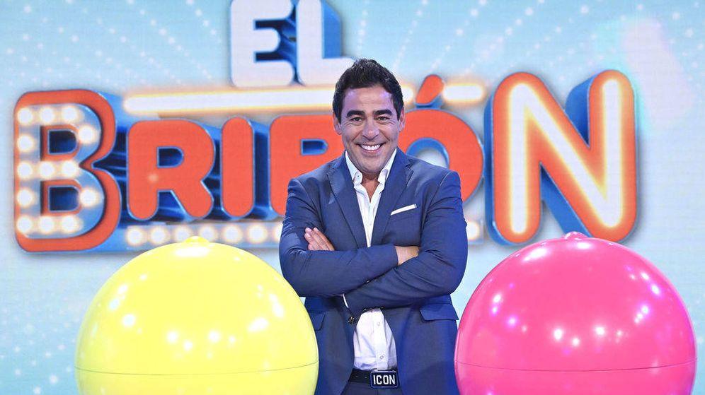 Foto: Pablo Chiapella, presentador de 'El bribón'. (Mediaset)
