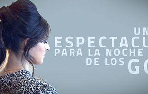 Los peinados de los Goya: una coleta con glamour para María León