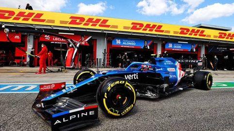 Dónde está Alpine en Imola: lo que dice Fernando Alonso y lo que quiere decir