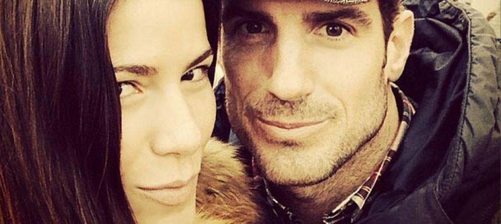 Foto: La pareja en una fotografía de Instagram