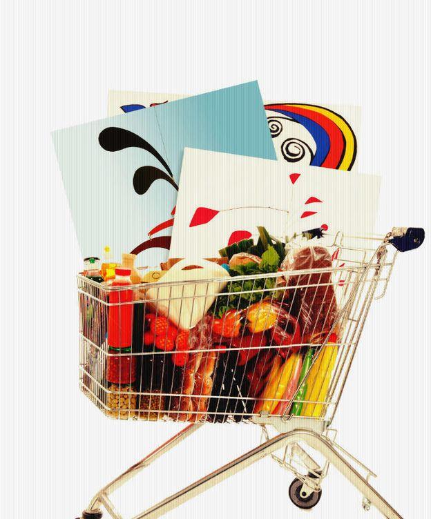 Foto: La pasión por el arte de Mercadona (Enrique Villarino)