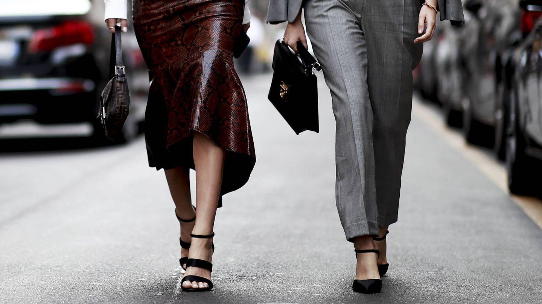 Te chivamos las reglas que siguen las que más saben de moda (Imaxtree)