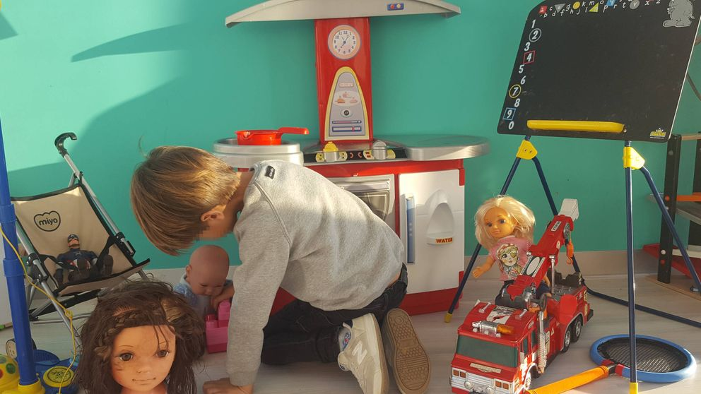 Mi hijo juega con muñecas, ¿y qué?