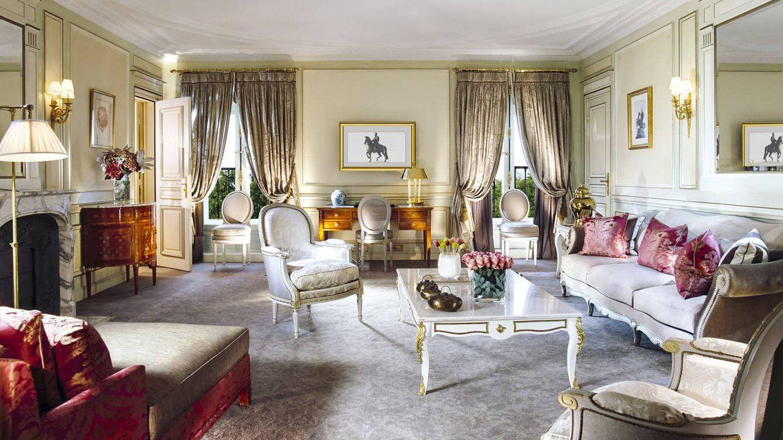 Viajes los mejores hoteles de par s fotogaler as de for Hoteles en paris