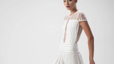 Los vestidos de novia de la Madrid Bridal Fashion Week 2021 para una boda moderna
