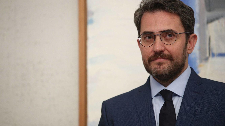 Máximo Huerta, entre libros, acuarelas y llamadas tras la cancelación de su programa