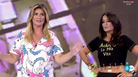El encontronazo de Carlota Corredera y Aida Nízar por Hacienda