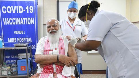 Hazte a un lado, China: India se convierte en el pez gordo de la diplomacia de las vacunas