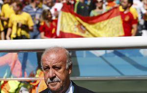 Del Bosque reconoce que en este Mundial solo nos ha faltado llorar