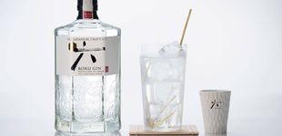 Post de Roku, ginebra japonesa premium y artesanal