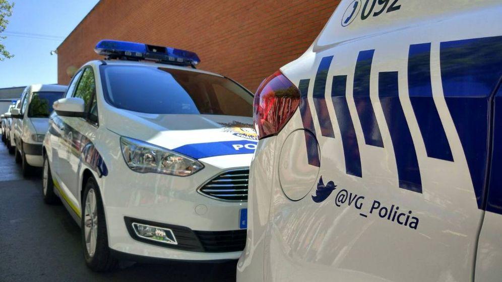 Foto: Detenida una mujer por agredir a su expareja en Vitoria (Vitoria Polizia)