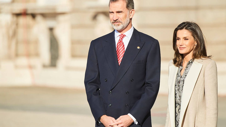 Los Reyes de España. (LP)