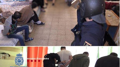 Cae una de las organizaciones criminales más activas en robos con fuerza en Barcelona