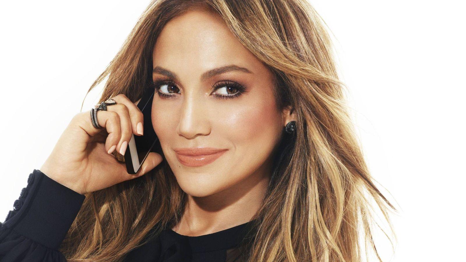 Foto: Jennifer Lopez 'Viva Movil'