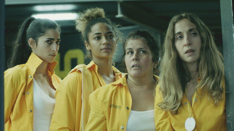 Foto: Varias actrices de 'Vis a vis'. (FOX España)