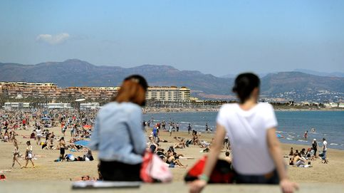 Mayo comienza con máximas de hasta 32 grados y Cádiz en riesgo por oleaje