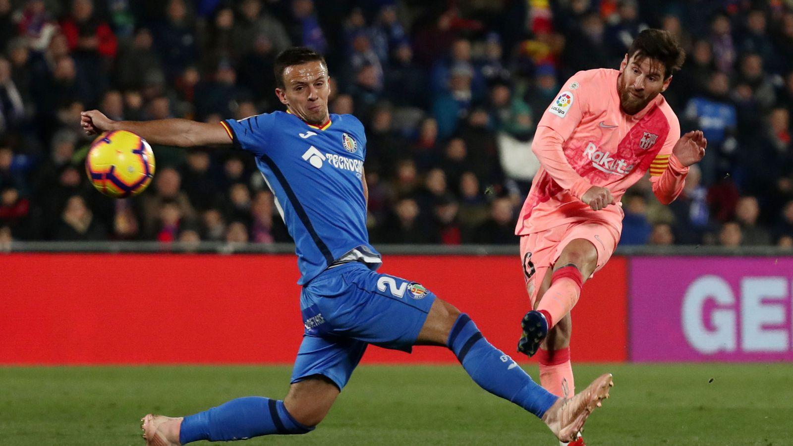 Resultado De La Liga Santander En Directo Getafe Vs Real: FC Barcelona En Directo: Resumen, Goles Y Resultado