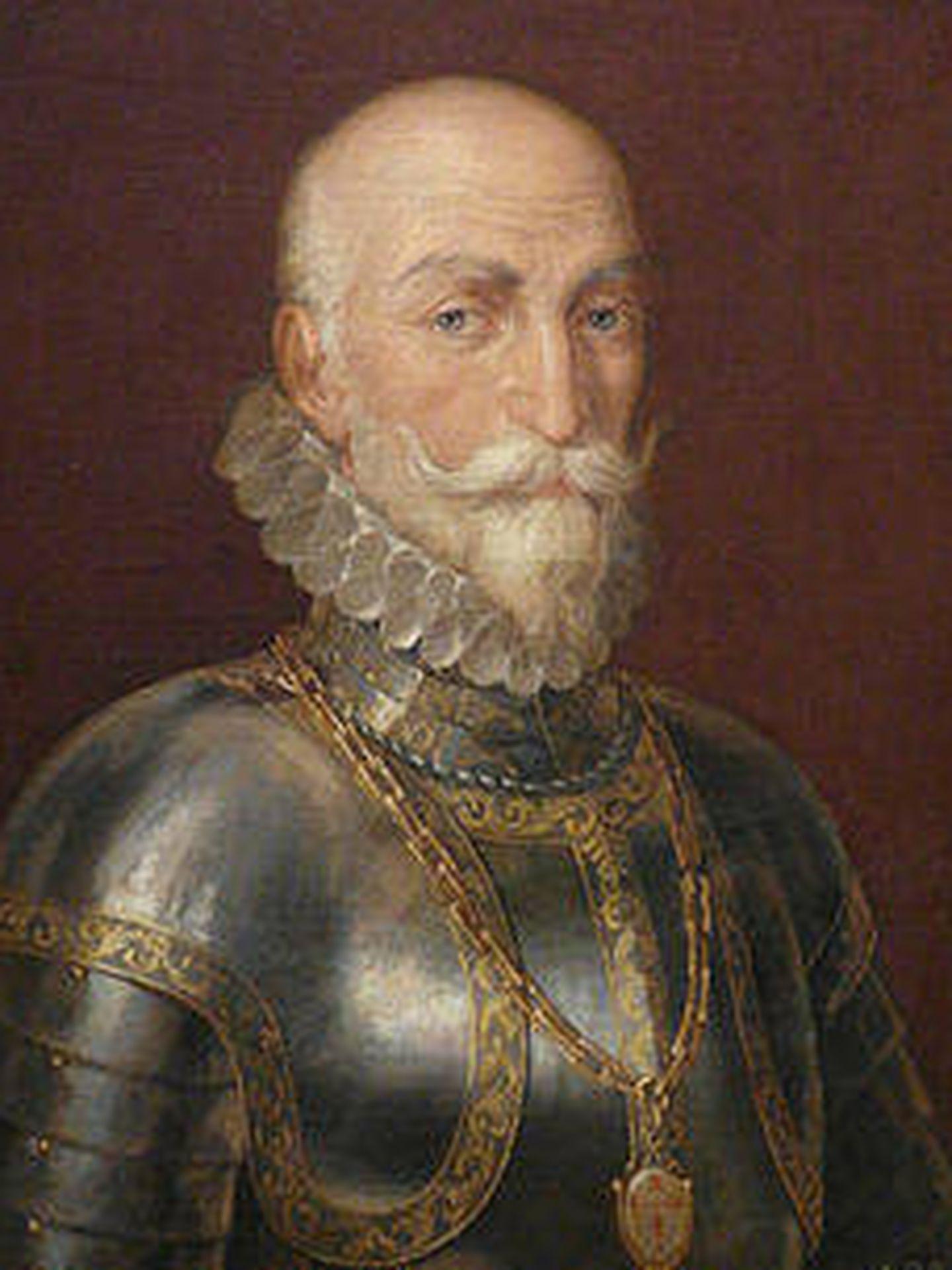 Álvaro de Bazán y Guzmán.