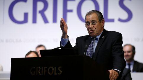 El fondo estadounidense Harding Loevner compra el 3,6% de Grifols