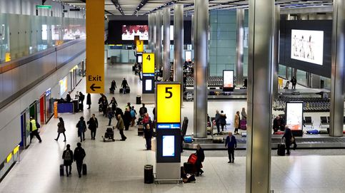 Encuentran tres explosivos en Heathrow, Waterloo y en el aeropuerto de Londres