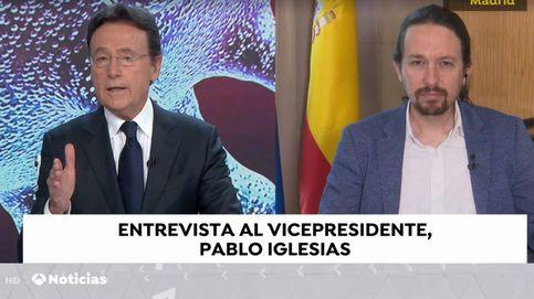 Matías Prats, héroe y villano por su contundente pregunta a Pablo Iglesias