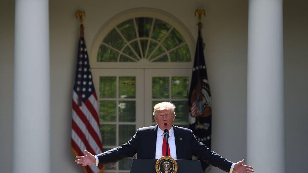 Foto: El presidente de EEUU Donald Trump. (Efe)
