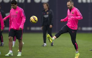 El Barça recupera a Iniesta: recibe el alta y podría estar en Mestalla