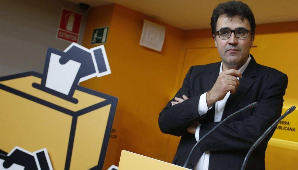 Foto: El secretario de Hacienda de la Generalitat, Lluís Salvadó. (EFE)