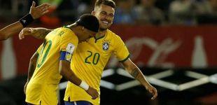 Post de Lucas Lima, el gran amigo de los Neymar que podría ser el primer fichaje del Barça