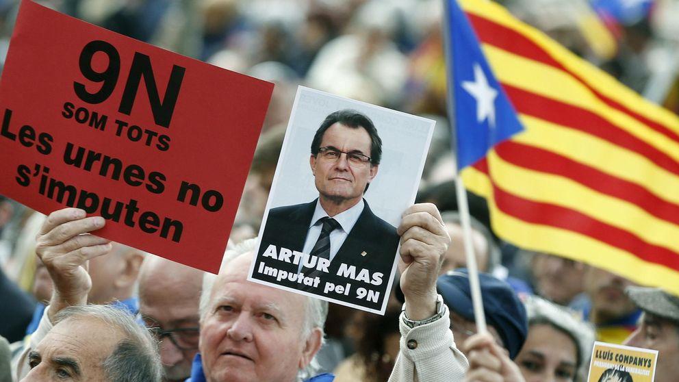 Artur Mas se sentará en el banquillo la víspera del congreso del PP