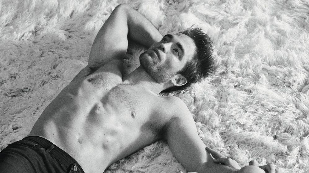 Foto: Robert Pattinson para Dior.
