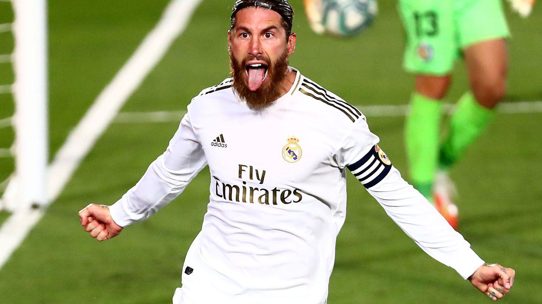 Golpe de líder: el Real Madrid es capaz de jugar mal y ganar a un buen Getafe (1-0)