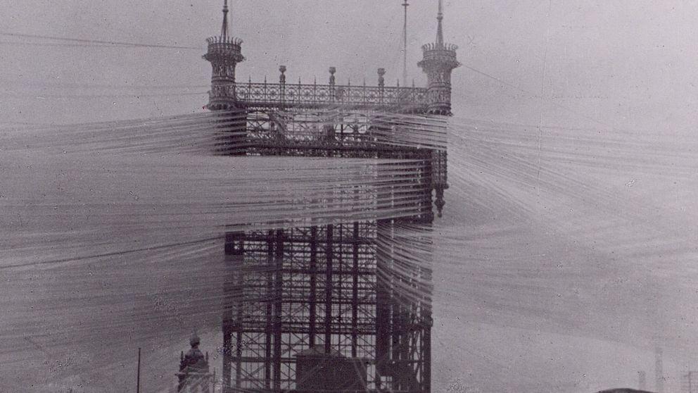 Cuando los cables gobernaban la ciudad
