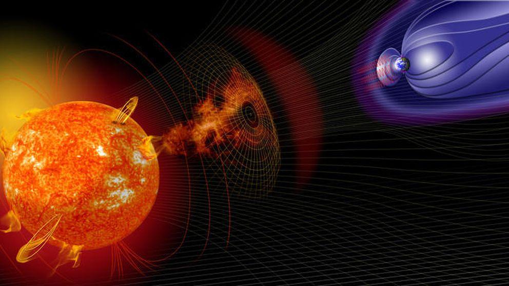Grandes tormentas solares engañan a los sistemas de detección en la Tierra