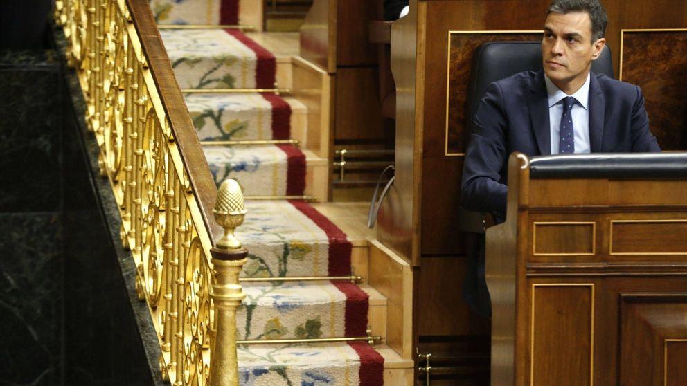 Siga en directo el discurso de Estado de Pedro Sánchez sobre Cataluña