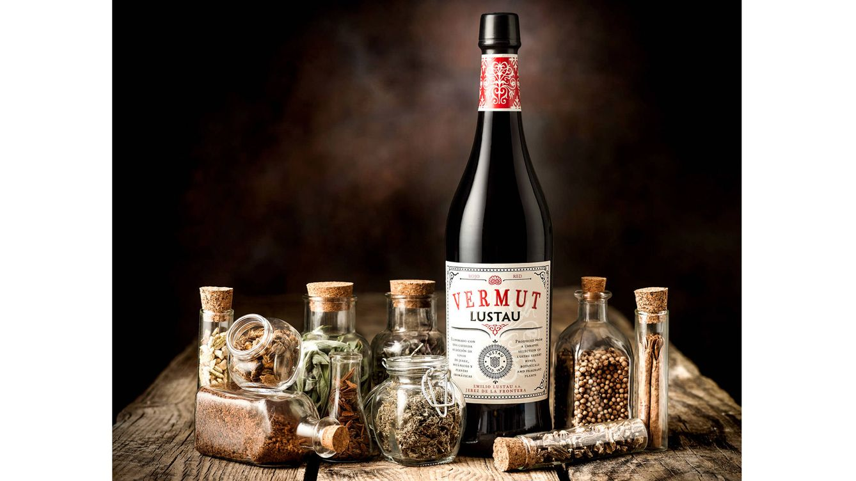 Foto: Elaborado a partir de un Amontillado, el vermut rojo es seco y con carácter.
