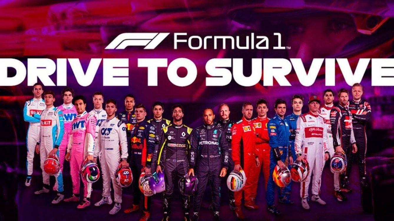 El 'pelotazo' de la F1 con Netflix: así llegan nuevas audiencias y grandes patrocinadores