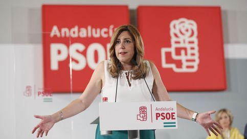  Susana Díaz en 'operación retorno': universidad gratis y una nueva renta social