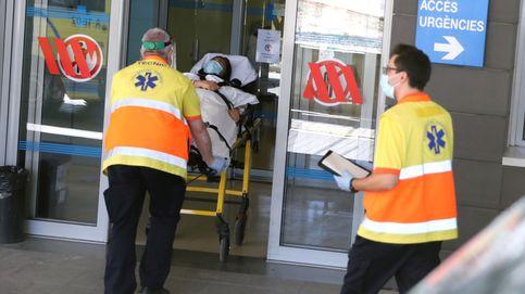 Las hospitalizaciones por covid repuntan tras el descontrol de los rebrotes