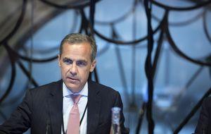 El Banco de Inglaterra mantendrá los tipos hasta que el paro baje