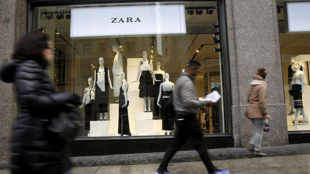 Foto: Tienda de Zara
