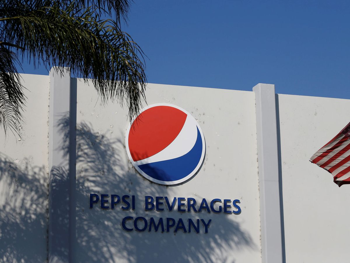 Foto: El logo de Pepsi. (Reuters)